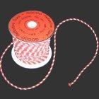商品の説明写真2: リフレクトテープ2本入りコード (3mm丸ヒモ)
