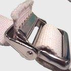 商品の説明写真1: メッセンジャーバッグ用バックル 38mm