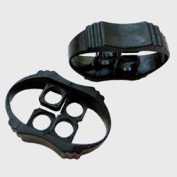 画像1: コードアジャスタ(ニつ穴) 2個パック