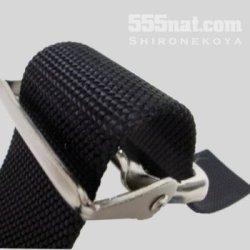画像1: メッセンジャーバッグ用テープ(38ミリ幅・2.2ミリ特厚)